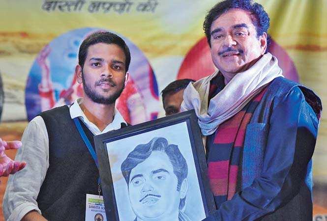 Shatrughan Sinha at Hindu College: Main mann ki nahi, dil ki