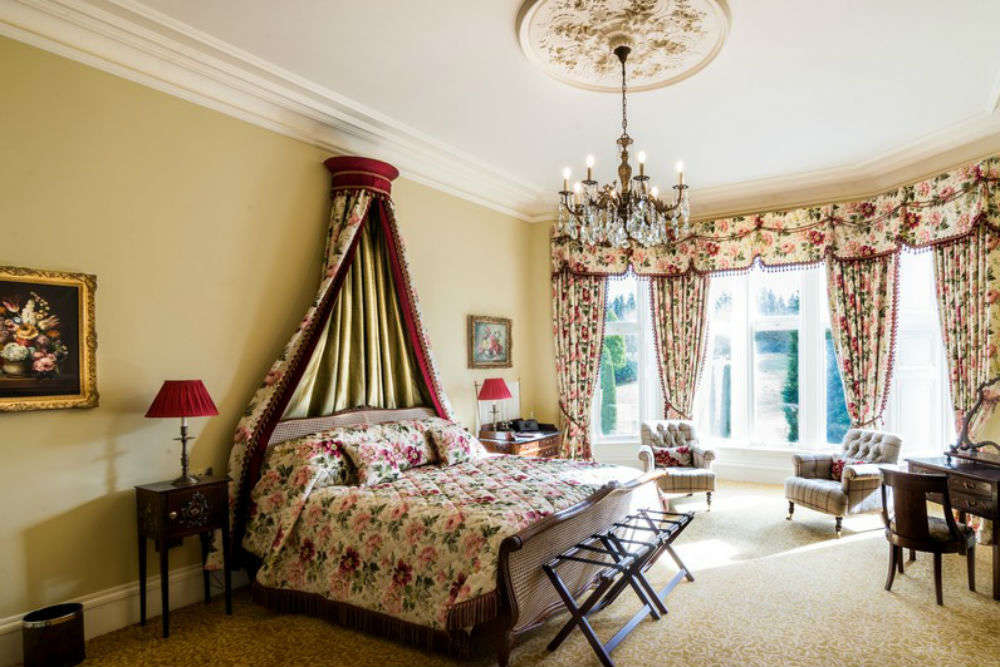 Hotels in Glasgow that offer classic luxury accommodation