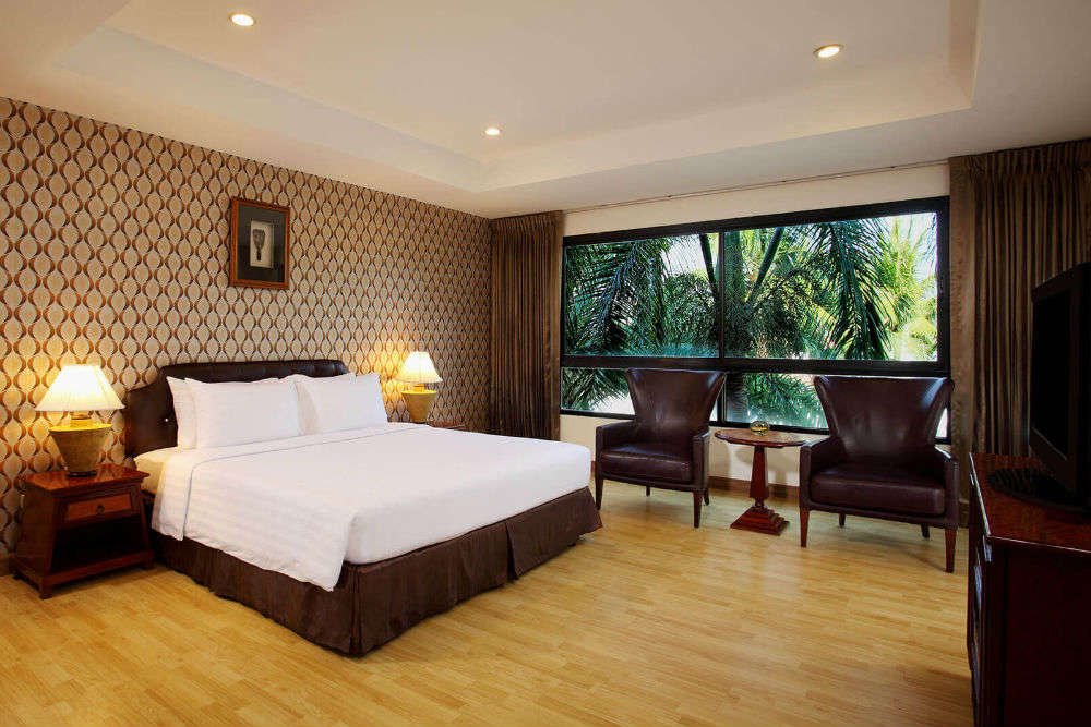 Upbeat mid-budget hotels in Pattaya