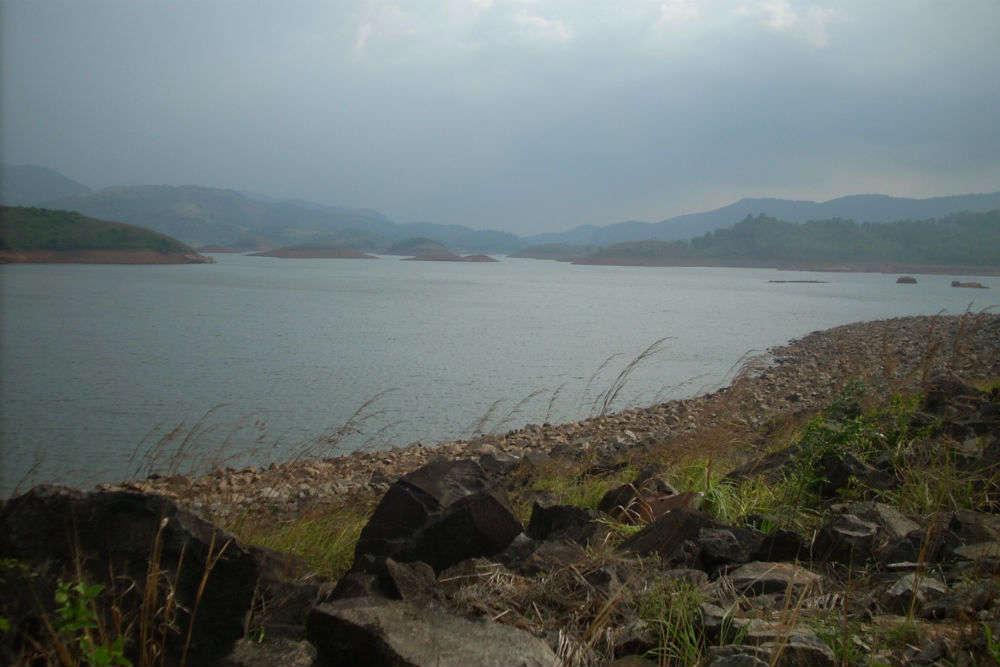 Boating on Banasura Sagar Dam