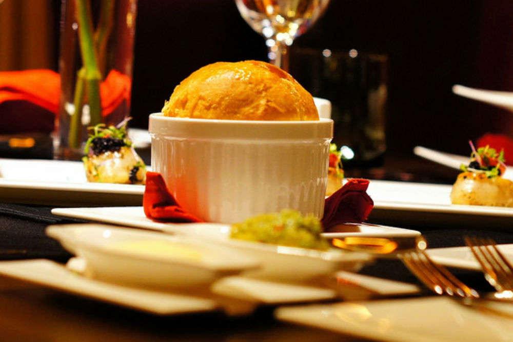 Moonlight Fine Dining Pattaya Restaurant