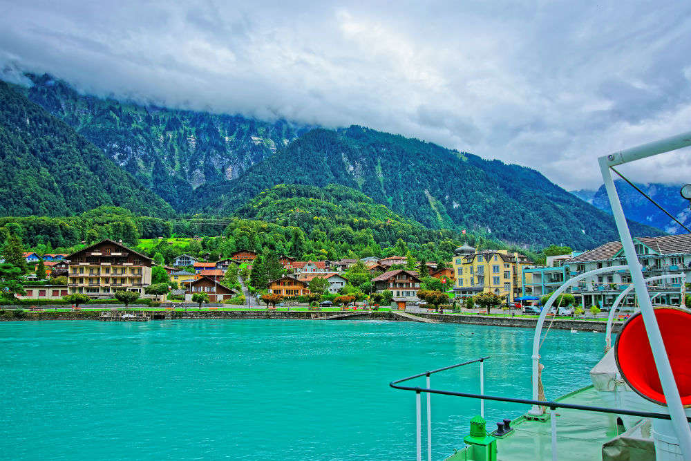 Recommended top 5 things to do and see in Interlaken