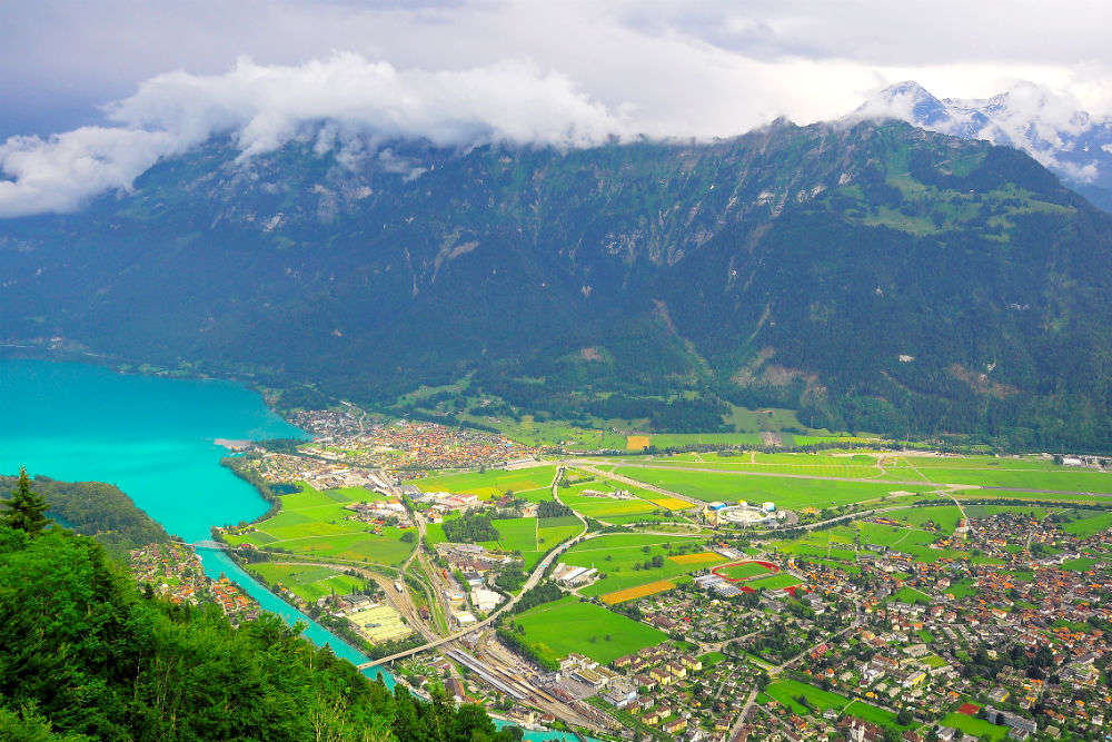 24 hours in Interlaken