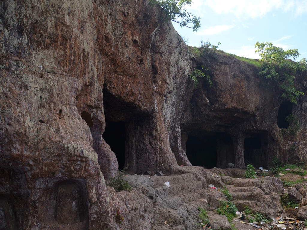 Image result for borra caves
