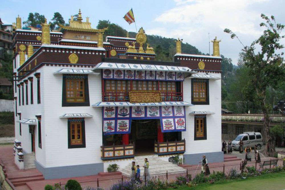 Tharpa Choling Monastery