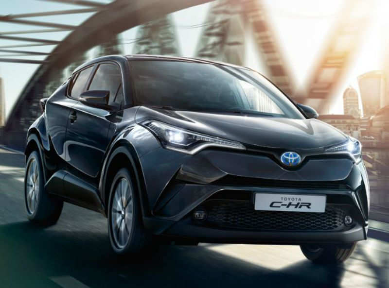 Toyota: Toyota's C-HR may change all rules of India's ...