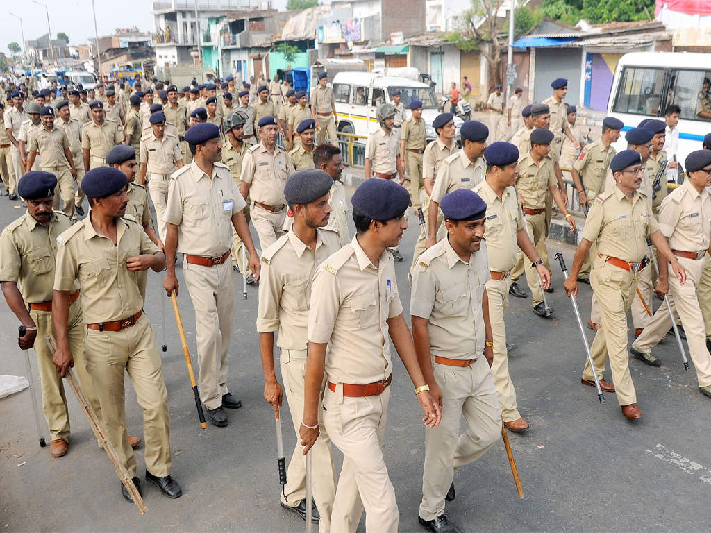 clash over deities: Curfew in UP district after clashes over objectionable  video clip on deities | India News - Times of India