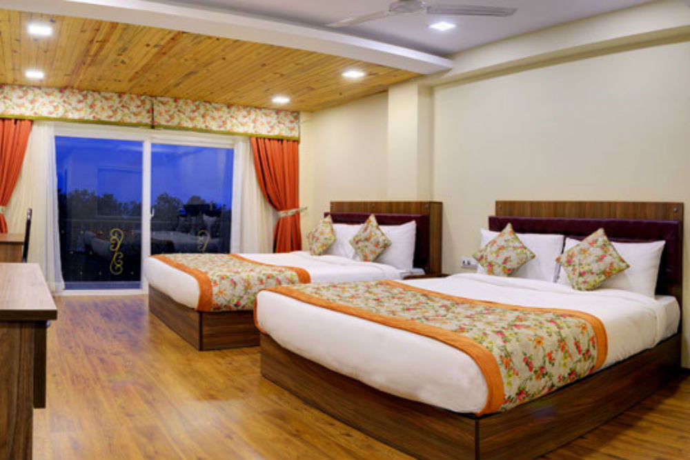 Summit Barsana Resort and Spa