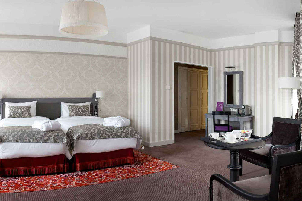 Mid-range hotels in Moscow offering affordable luxury