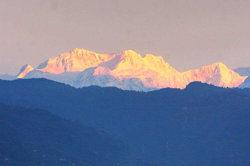 24 hours in Kalimpong