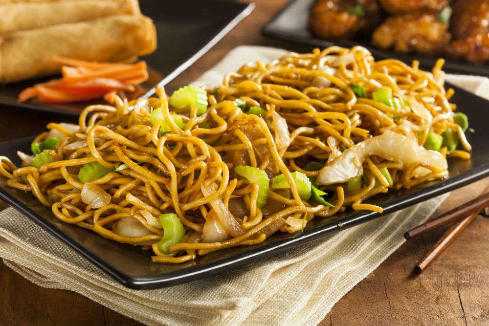 Binge on Tibetan food