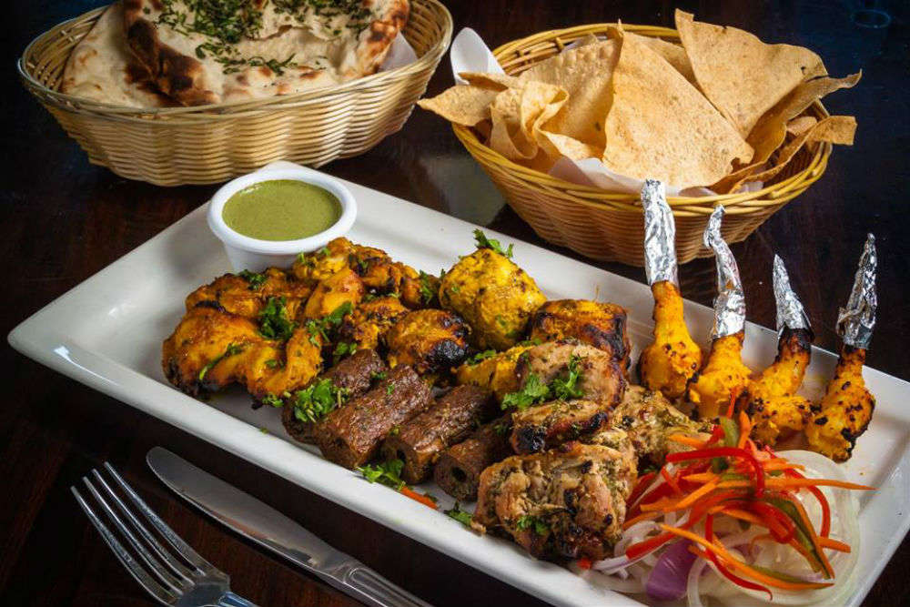 Indigo Indian Asian Restaurant