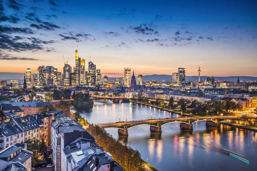 Weekend getaways—iconic cities around Frankfurt
