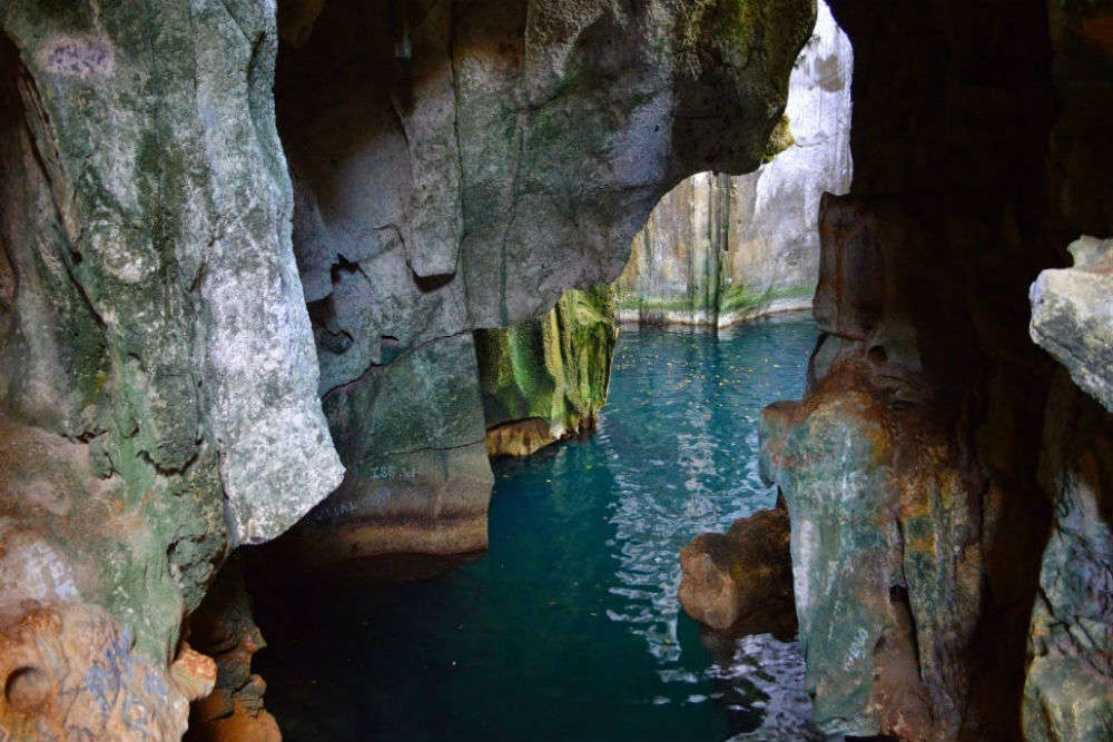 Sawa-i-Lau Caves, Yasawa Islands
