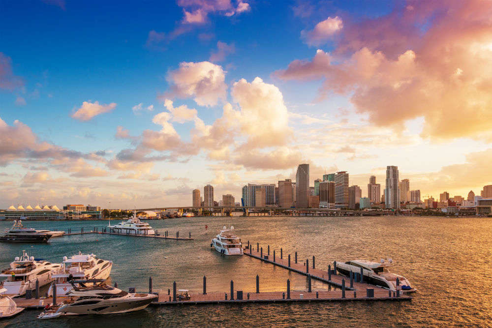 Weekend getaways from Miami for a refreshing break