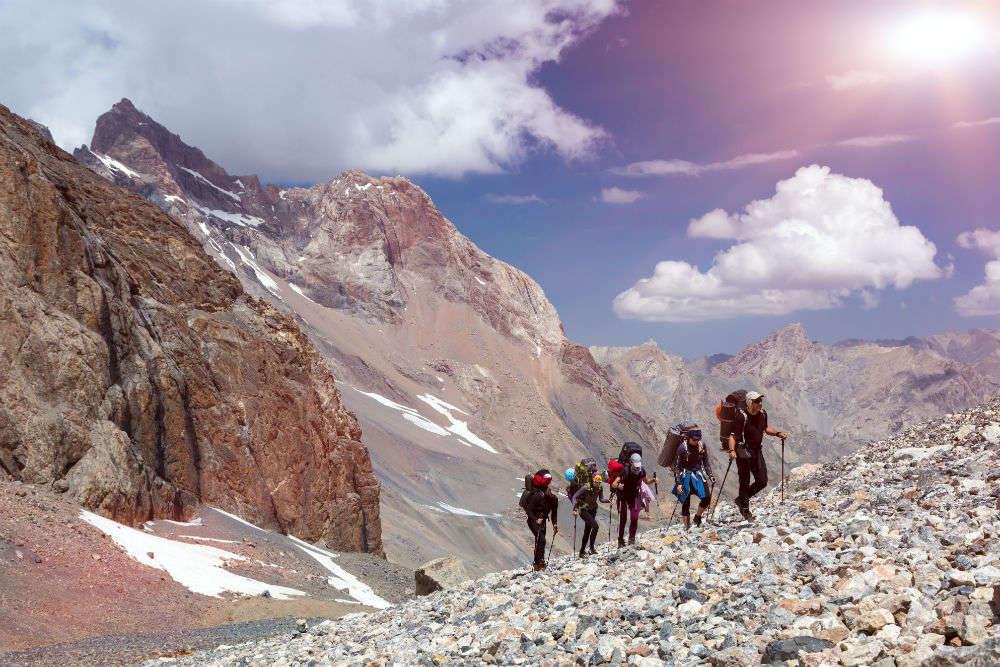 Trekking