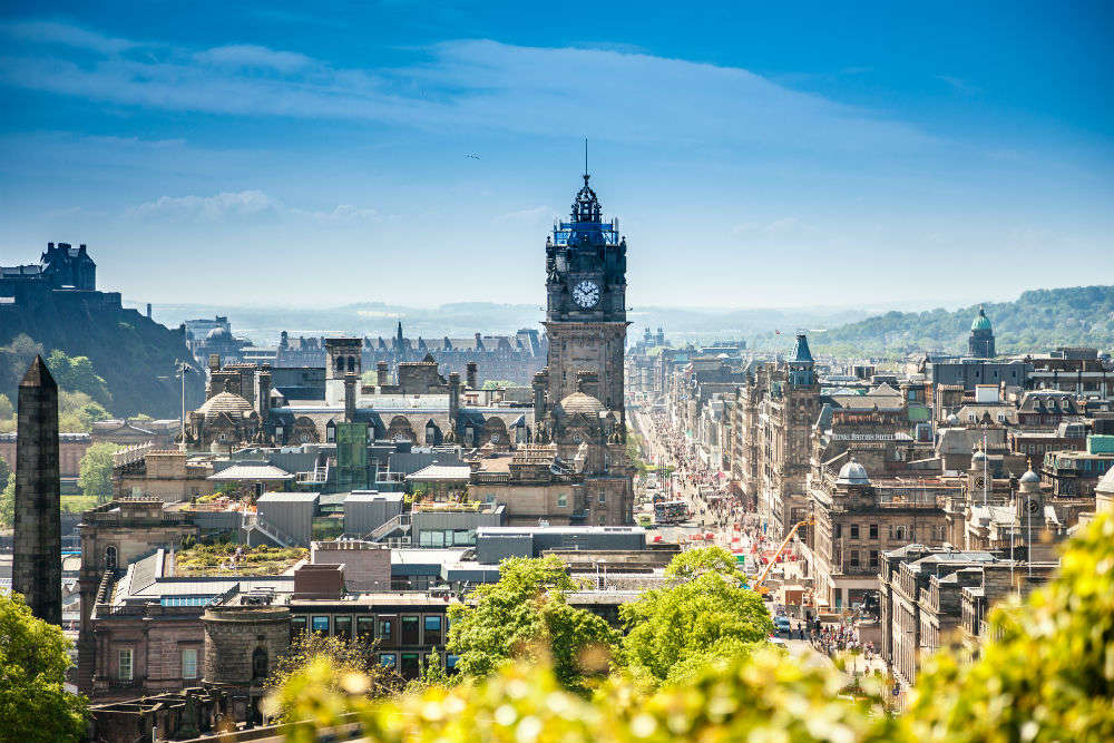 A guide for short trips from Edinburgh