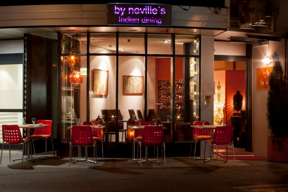 Neville's Fine Indian Dining