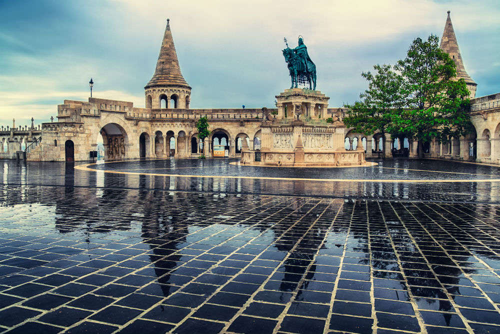 Short breaks from Budapest