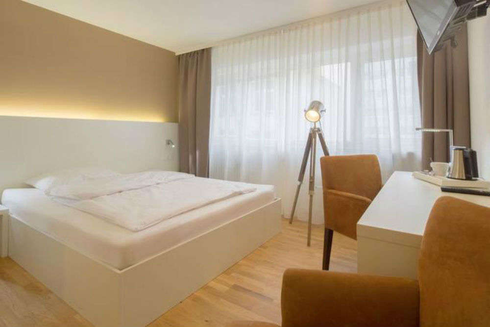 Staying on a budget in Frankfurt