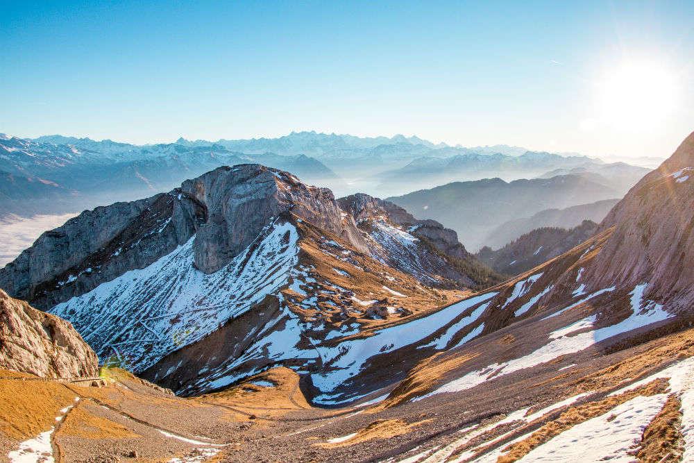 Mount Pilatus trip