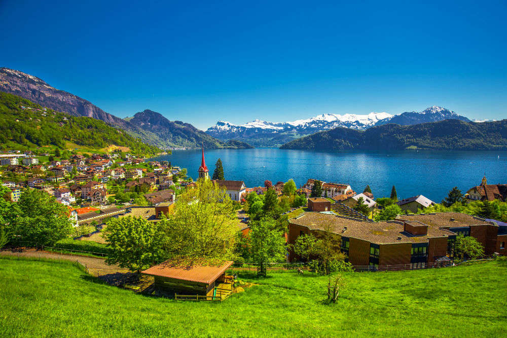 Top 5 day trips from Lucerne