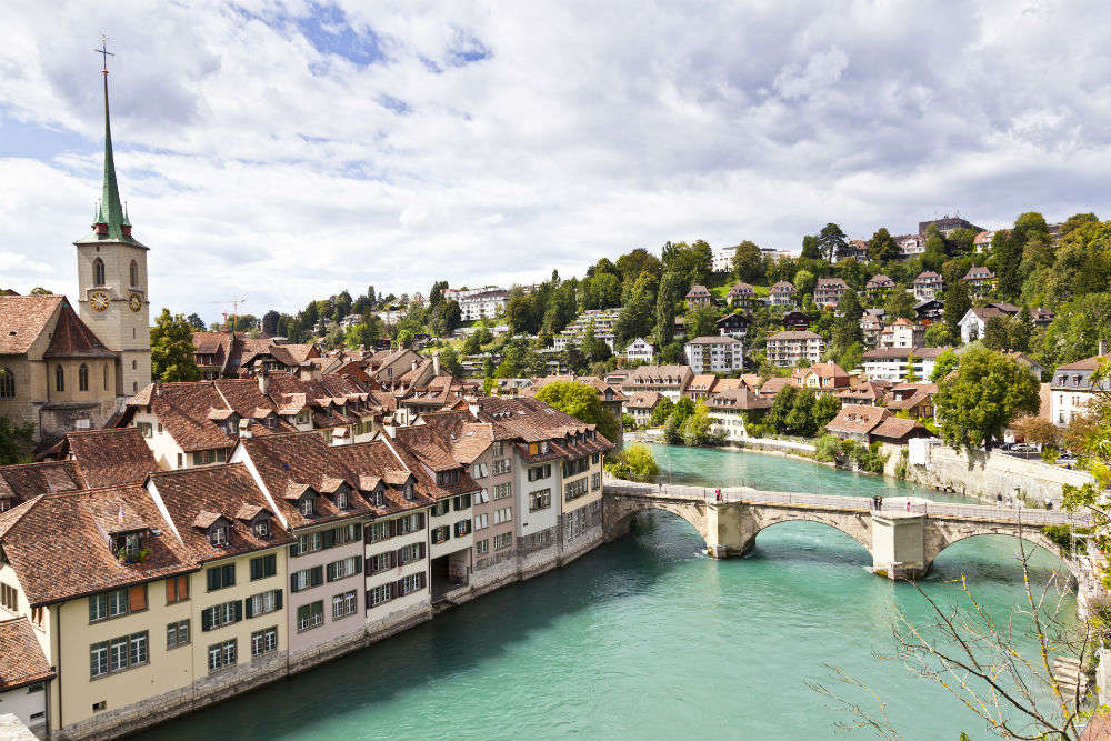 Destinations for a quick weekend getaway from Bern