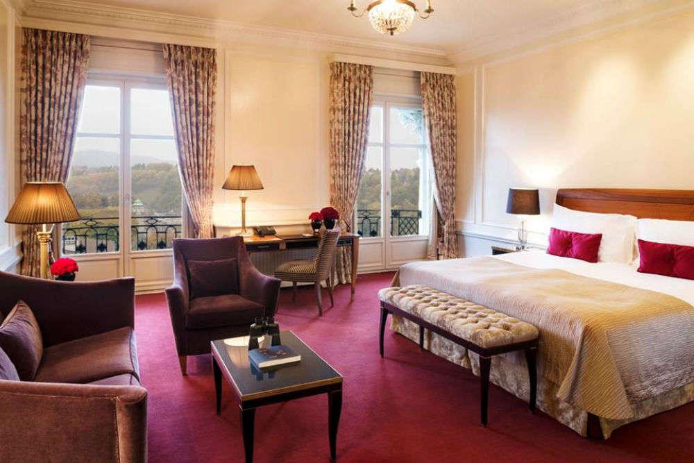 Luxury in Bern—the best hotel experiences