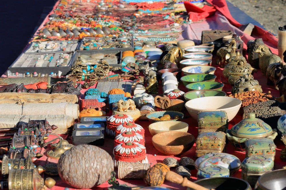Going on a shopping spree in Dehradun