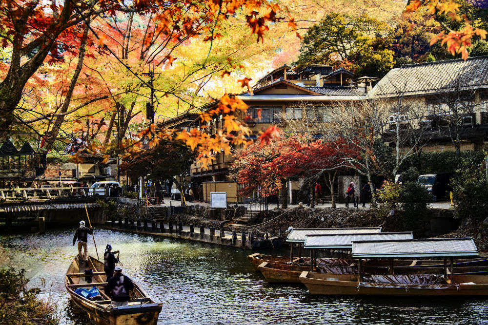 Retreats from Kyoto that you shouldn't miss!