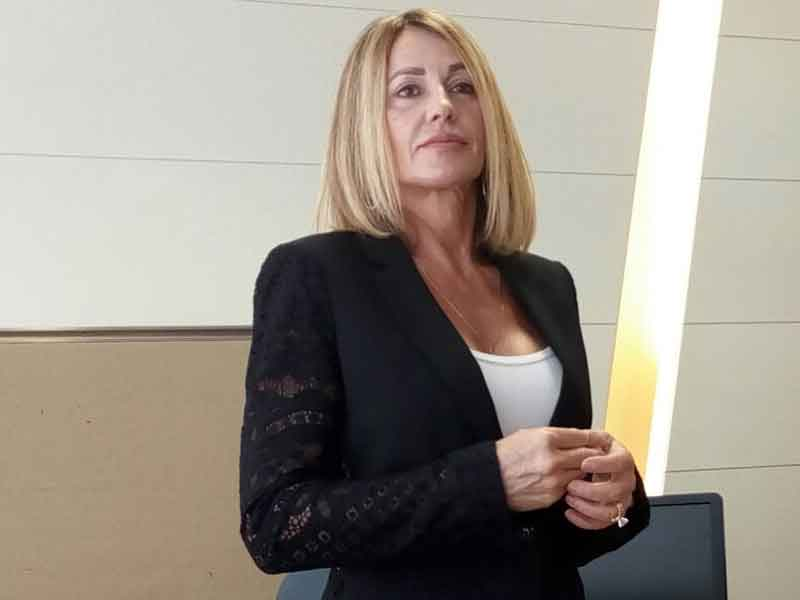 I didn't want a normal life, says Nadia Comaneci