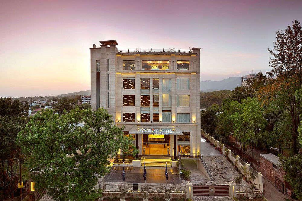 Redefining comfort—Dehradun's best luxury hotels