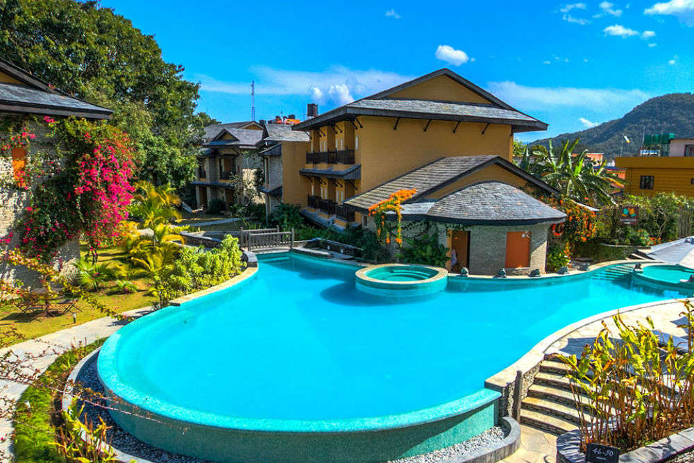 Luxury hotels in Pokhara for a pampering vacation