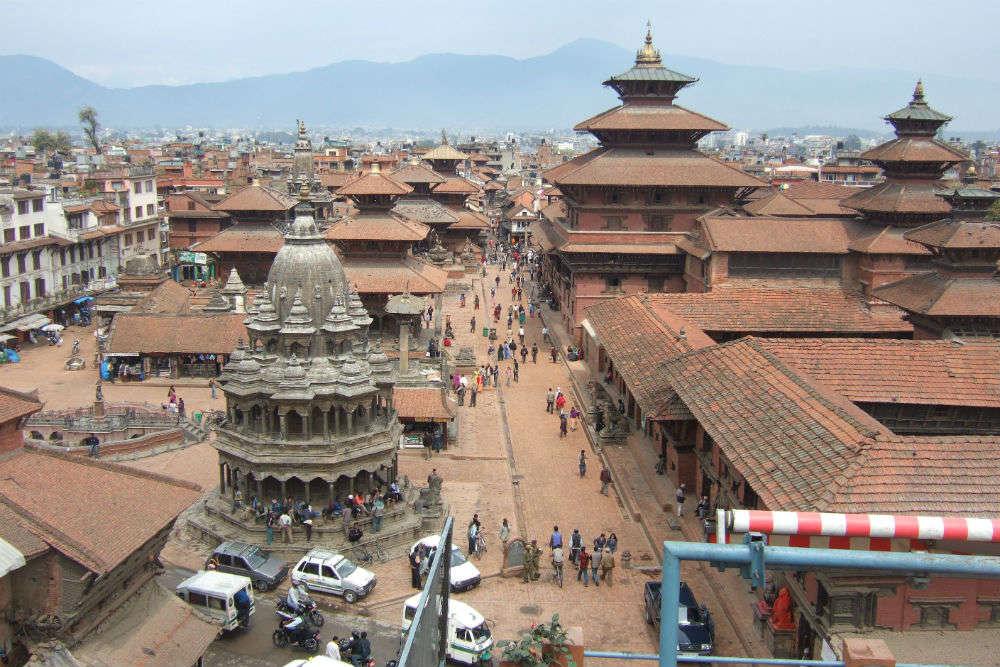 Old Pokhara