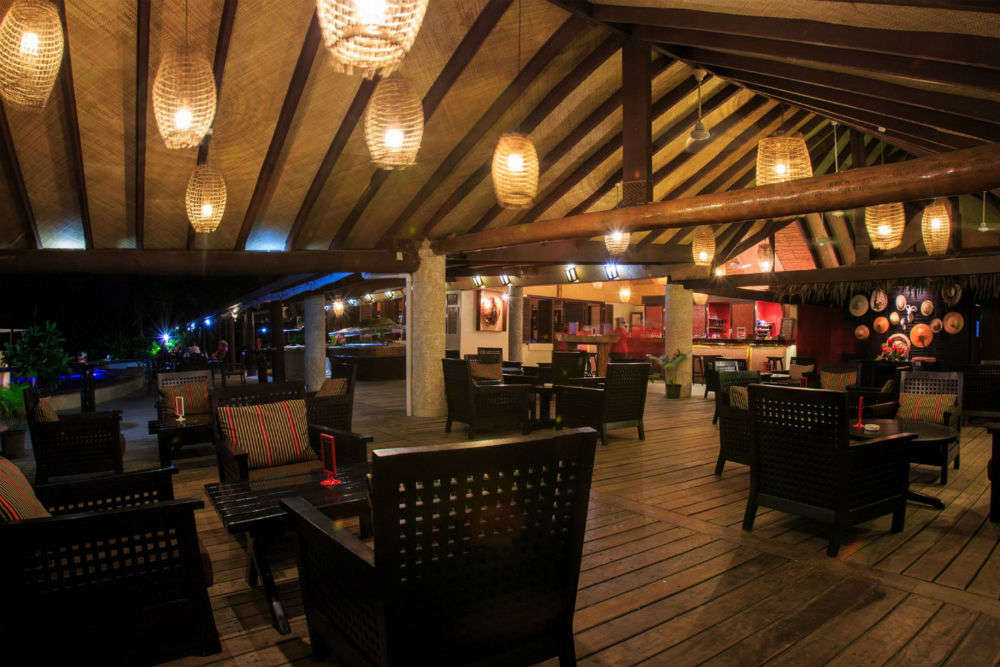 Musket Cove Yacht Club Island Bar