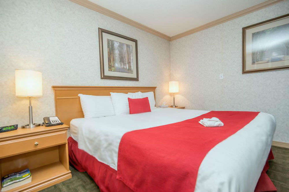 Hotels in Edmonton that offer comfortable accommodation at a budget