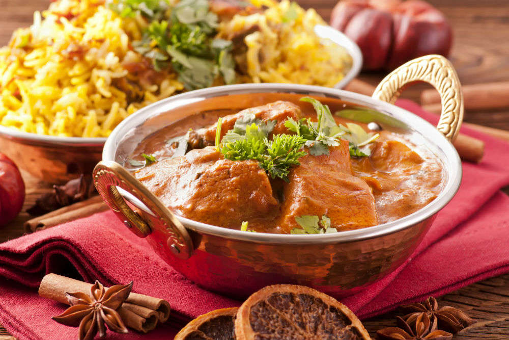 Indian Restaurant Kohinoor
