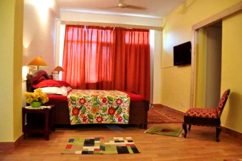 Spend low, stay happy—some best budget hotels in Kasauli