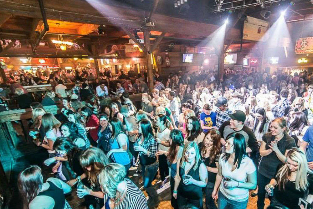 Best places to party in Edmonton
