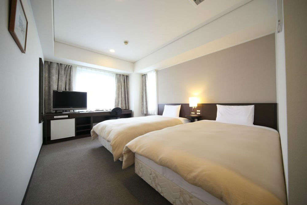 Hiroshima's highly rated mid-budget hotels