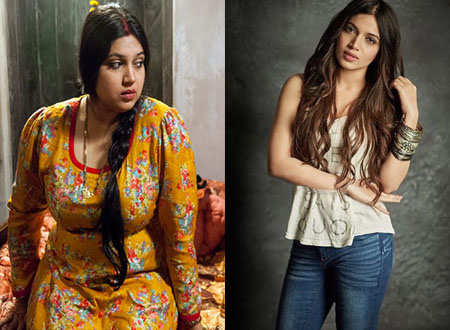 Bhumi Pednekar: From Fat to Fit: Lose it like Bhumi ...