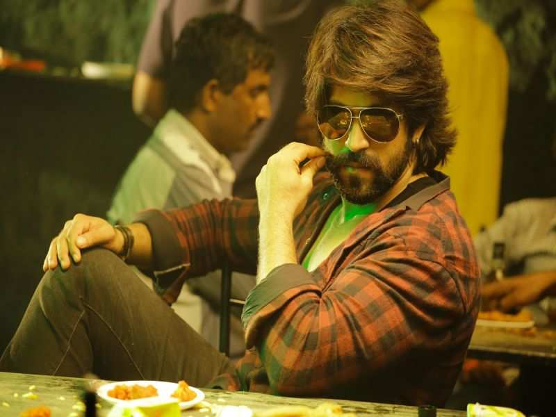 Yash Kgf Was Always Meant To Be A Kannada Film With Yash Kannada