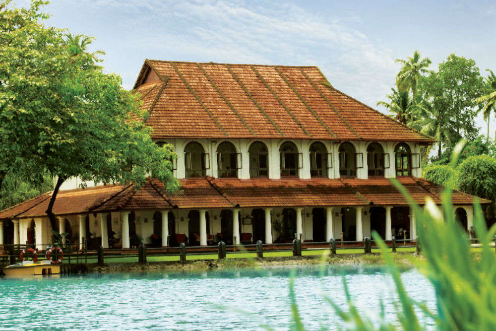 Hotels in Kumarakom that offer the best of luxury and comfort amidst stunning natural beauty