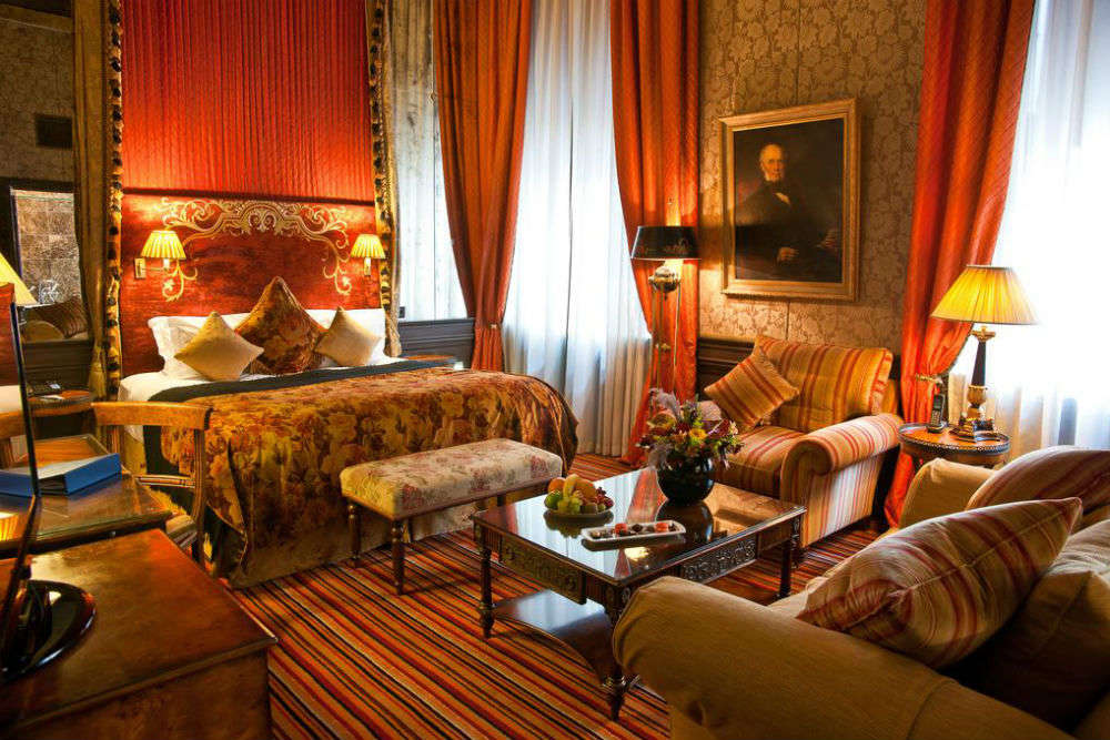 Belfast luxury hotels—where every room tells a unique story