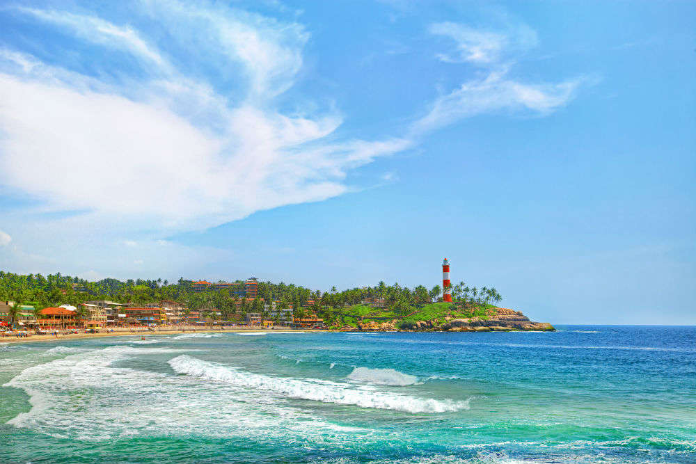 Best places in Kovalam for a first-time traveller