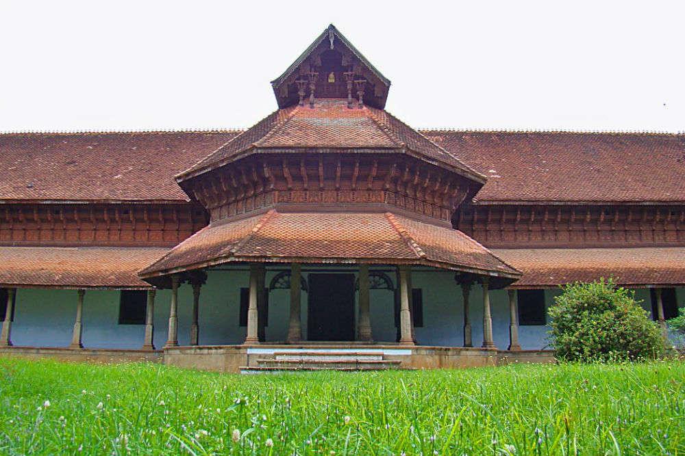 Napier Art Museum & Gallery & Shri Chitra Art Gallery