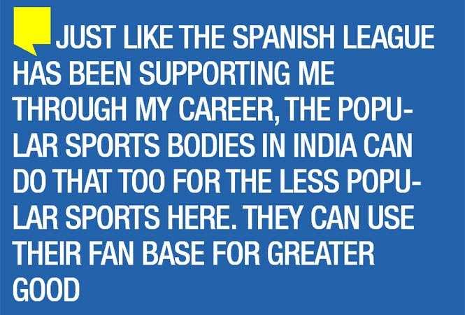 Carolina Marin : Despite my rivalries with Sindhu & Saina, Indian