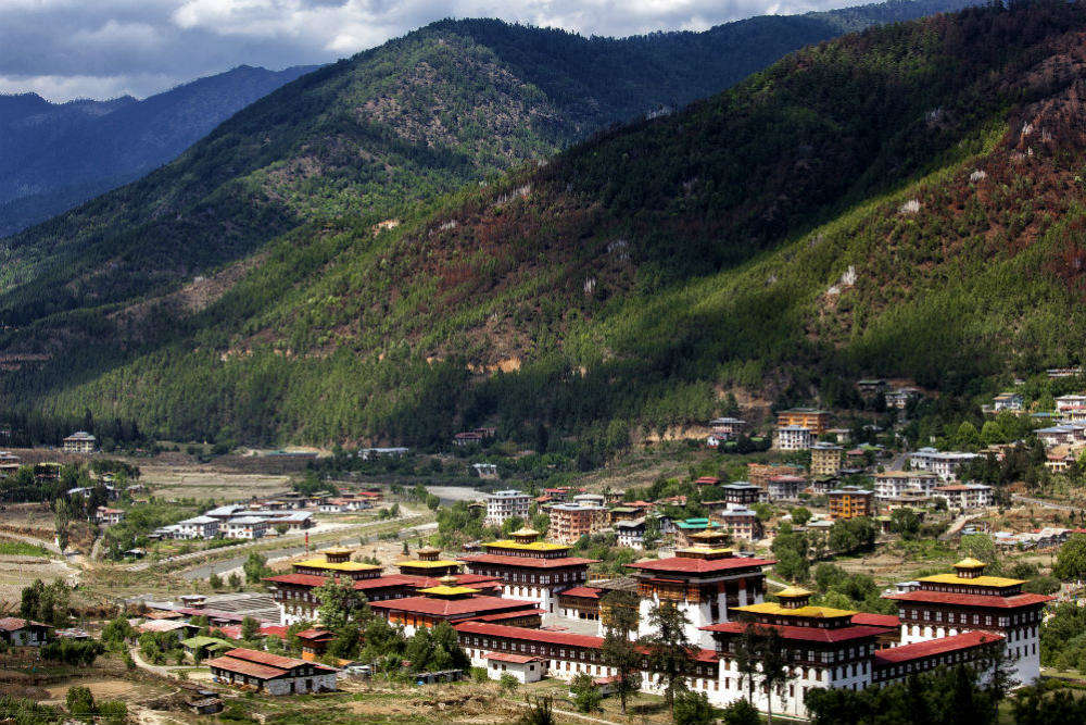 24 hours in Thimphu