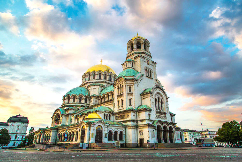 48 hours in Sofia