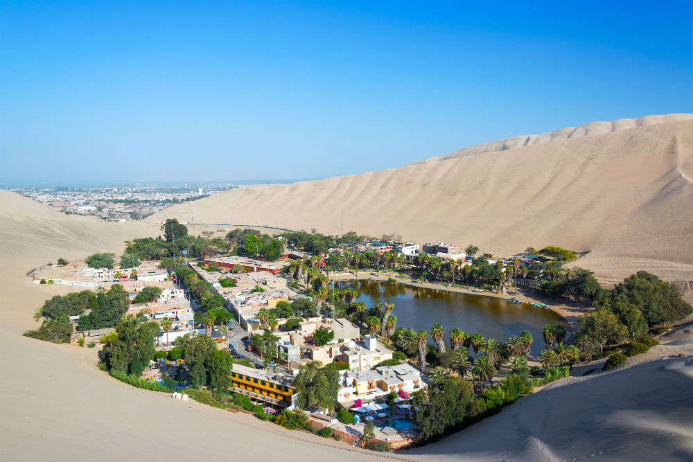 8 weekend getaways form Lima and Cusco, Peru